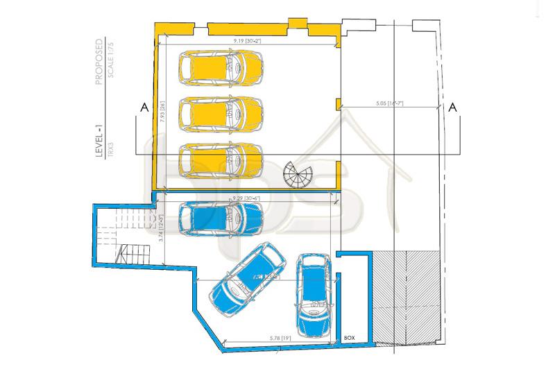 Tarxien Th garage